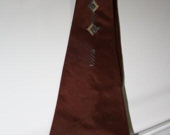 Vintage Dacron Tie, Sir by Botany