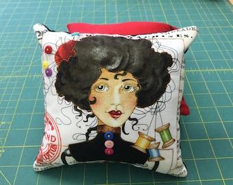 Handmaids Pin Cushions 3