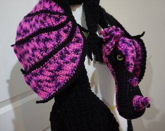 Dragon scarf