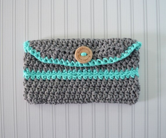 Crochet Clutch Purse Pattern Free : All Bags & Purses