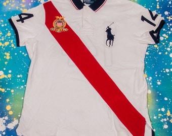 RALPH LAUREN Polo Shirt Size L