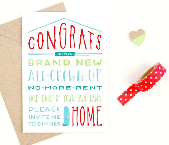 Congrats New House wonderful congrats new house write a review throughout ideas