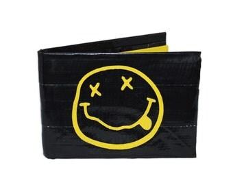 Nirvana Duct Tape Wallet
