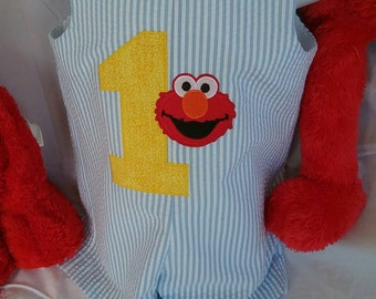 Elmo birthday jon jon