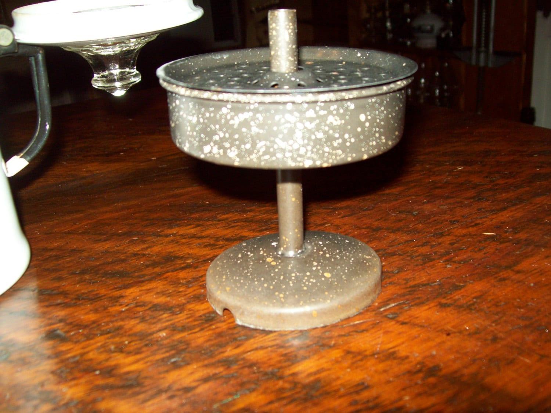 Java Perk Coffee Maker : Pyrex enamel coffee pot tea pot camping morning drink hot beverage vintage kitchen retro perk ...