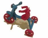 Kelly Doll Tricycle-fashion doll toys