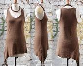 RESERVED ~ S/M Silk Acmena tunic + S Ajania dress