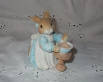 1995 My Blushing Bunnies /A Mom Like You Is A Blessing in Disguise /No B5/773/Not Included in Any Coupon Discount Sale