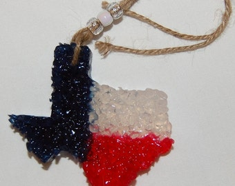 TEXAS  Air Freshener leather