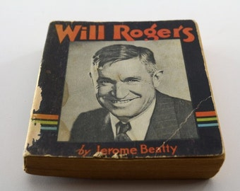 1935 The Story of Will Rogers - Jerome Beatty
