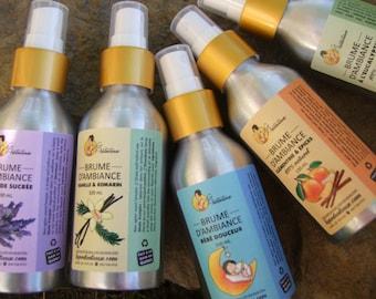 Eucalyptus room spray 100 ml -decongestant room spray