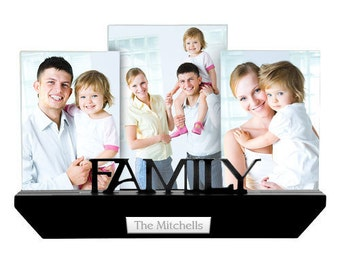 Customized Family Photo Gallery
