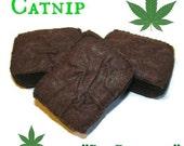 Cat Toys - Catnip Pot Brownie - Catnip Joint