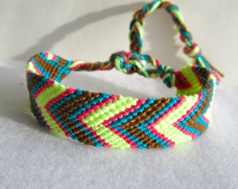 SALE!!!!!!! Friendship Bracelet - Chevron