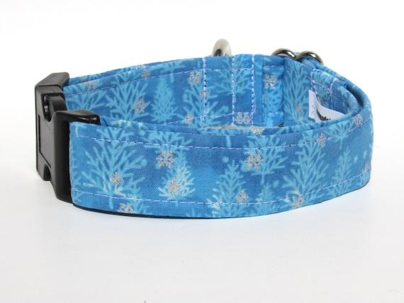 Christmas Dog Collar, Xmas Dog Collar, Dog Collar, Adjustable Dog Collar