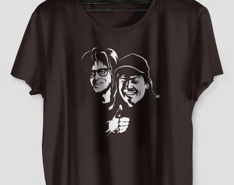 Wayne's World Tshirt