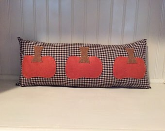 Handmade Pumpkin Pillow