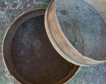 Vintage Grain Sifter