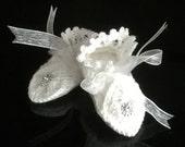 Handmade ballet shoes for BJD