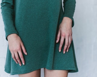 Organic cotton Swing Dress 'Sunday'