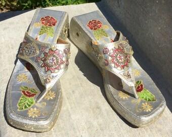 Vintage Mens Biltrite Leather Black Lace Up Ankle Boots Steel