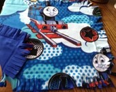Thomas the Train mini blanket ,take in the car, use in stroller ,Daycare or just  to carry around...so soft and comforting.