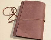 Custom Leather Bible Cover Rebind Reserved for Melanie (571B)