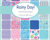 NEW - Rainy Day! Charm Pack by Me & My Sister for Moda