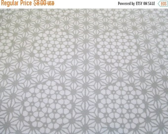 Spring Sale Quilting Weight Cotton Fabric designed by Parson Grey for Free Spirit Curious Nature Starcomb Silver 1 yard
