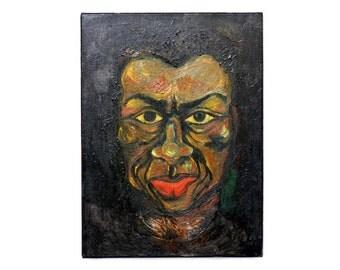 Face - Original Painting