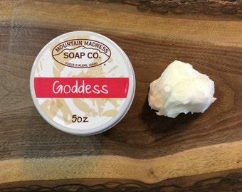 Goddess Organic Body Butter