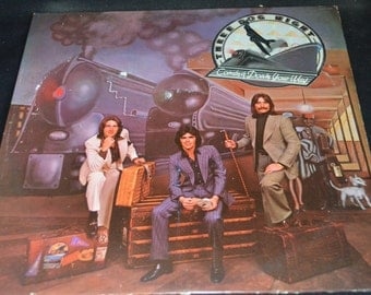 Vintage Record Three Dog Night: Coming Down Your Way Album ABCD-888