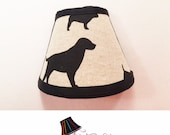 Dog Night Light (Dog Silh...