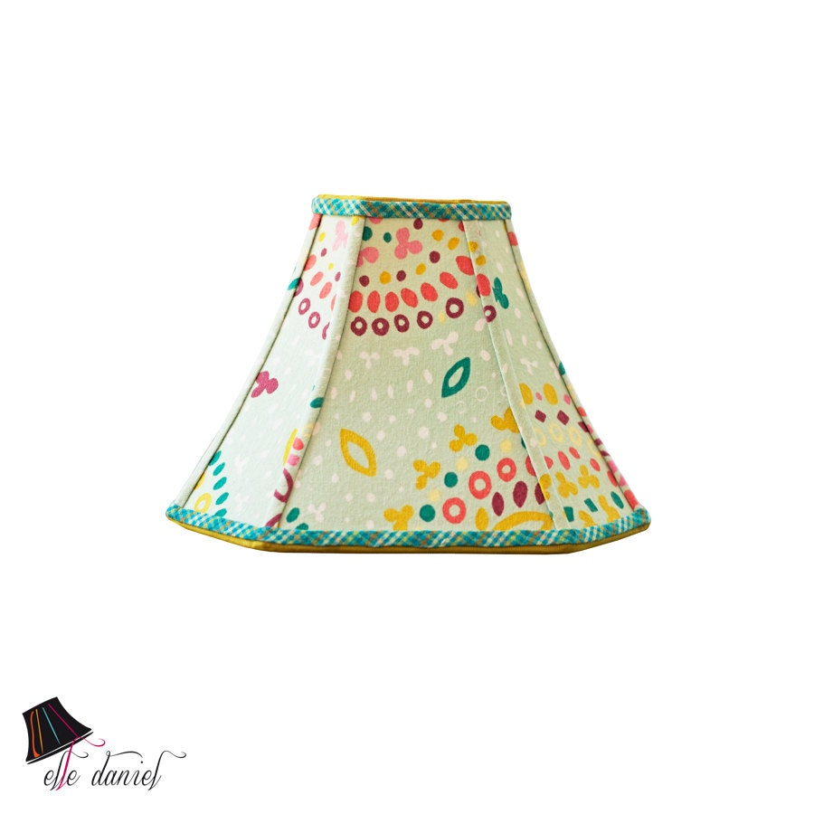 retro lamp shade colorful lamp shades retro lamp shades
