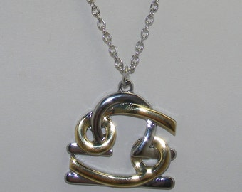 Combined Zodiac Necklace