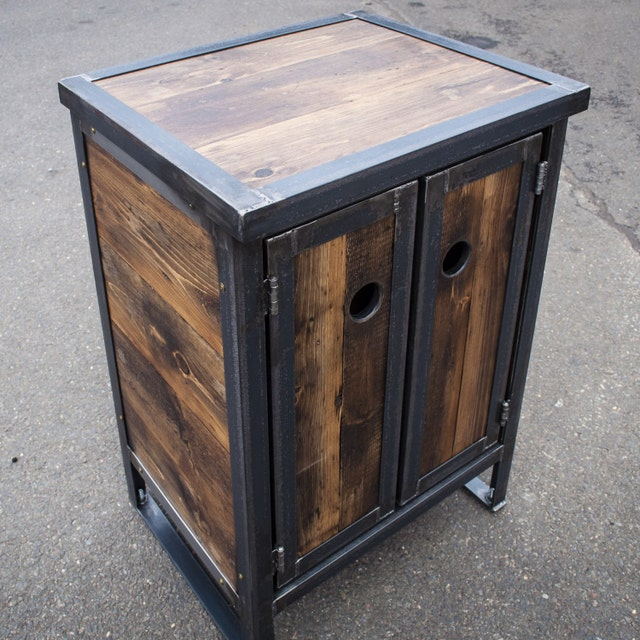Urban Wood Steel LLC Industrial Furniture By Urbanwoodandsteel