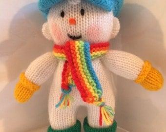 Tom the Snowman