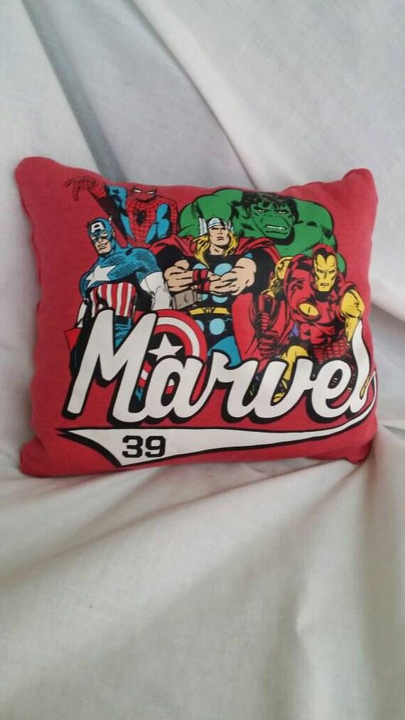 Avengers Decorative Pillow : Marvel Avengers novelty throw pillow
