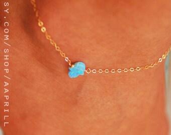 Gold Opal Hamsa Bracelet, Opal Hamsa Anklet, Opal Hamsa foot Bracelet Gold Fill Hamsa Bracelet Hamsa Jewelry Opal Jewelry Opal Bracelet Gift