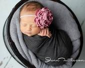 Infant Headband - Baby Girl Headbands - Baby Headband - Newborn Headband - Baby Flower Headbands - Baby Girl - Headbands - Baby - Headbands