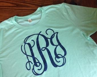 Large Monogrammed T-Shirt