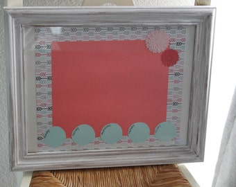 """Small Dry Erase Board (approximately 14"""" x 11"""")"""