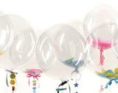 Clear 36 INCH JUMBO BALLOON : The Paper Doll