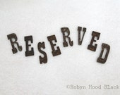 RESERVED for AM