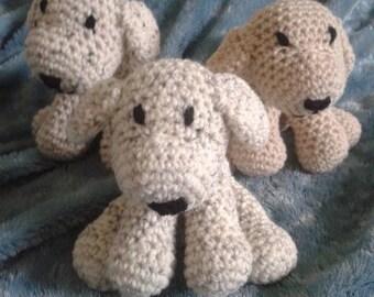 Puppy dog plushie/soft toy