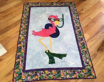 Fiona the Flamingo