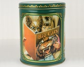 Vintage 1989 Ralston Purina Dog Biscuits Tin