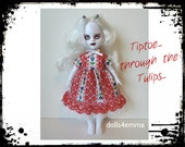 Living Dead Doll Clothes - Sweet Baby-doll Dress - Handmade Custom Fashion by dolls4emma