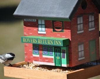 Rovers Return Inn Bird Feeder