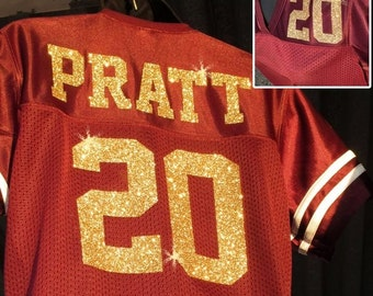 Personalized Jersey - Custom with your name and number